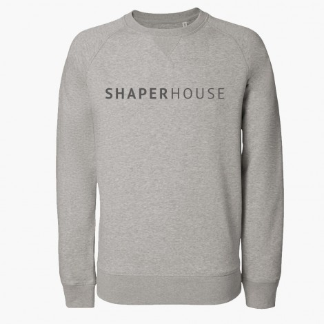 Sweat Shaper House - HeatherGrey - Grey