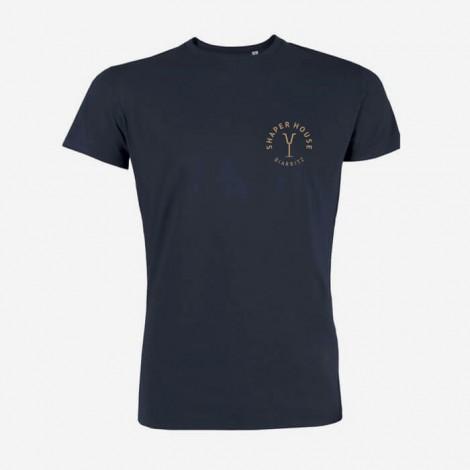 T-shirts Shaper House - Navy - Back