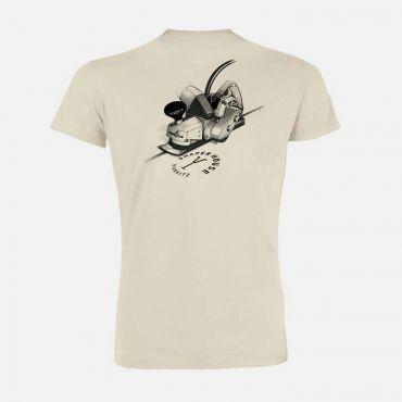 T-shirts Shaper House x Y-Inkonpaper - Modèle Planer - Taille L