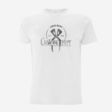 """T-shirts VIRAL Surf """"Caliper"""" - White - Taille - M"""