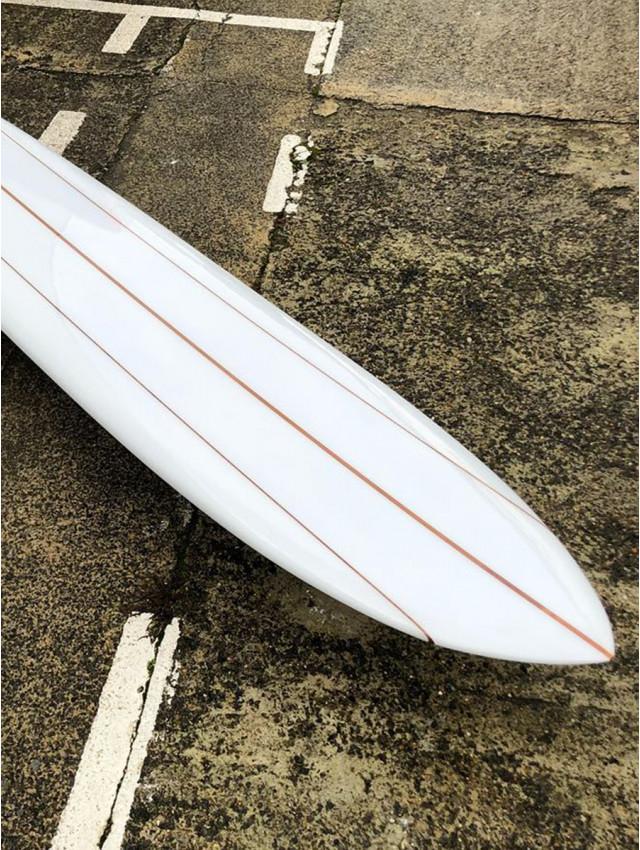 Shape complet Longboard